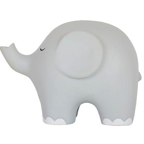 Jabadabado Nattlampa Elefant Grå