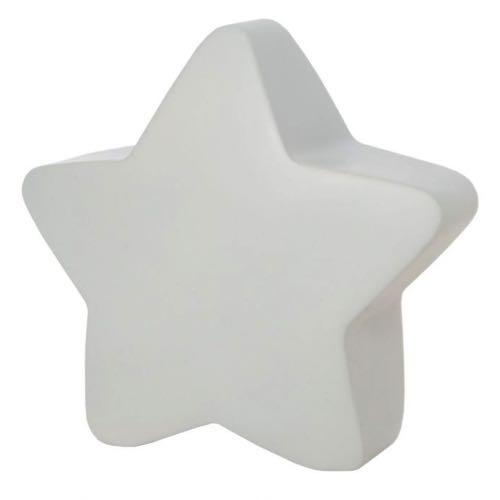 Jabadabado Nightlight Star Grey