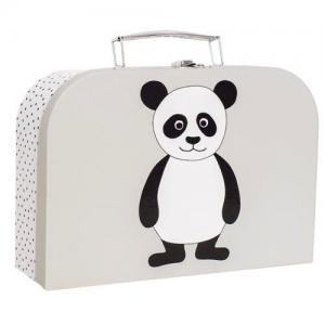 Jabadabado Pappväska Panda Liten