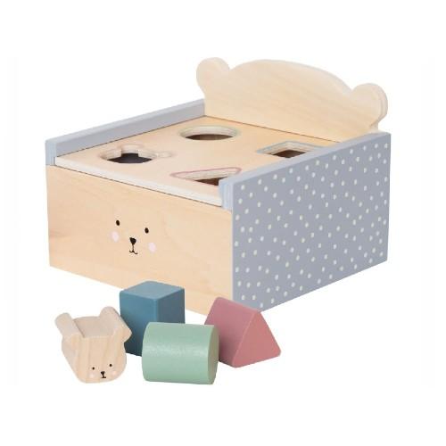 Jabadabado Sorteringsbox Teddy