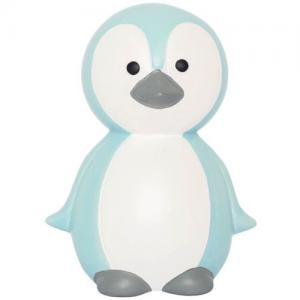 Jabadabado Money Box Penguin Blue Ceramic