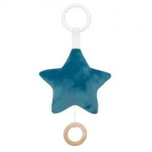 Jabadabado Musical Box Star Blue