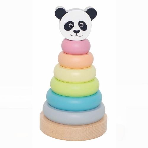 Jabadabado Stacking Tower Panda