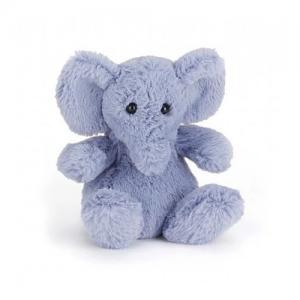 Jellycat Bashful Blue Elephant Baby