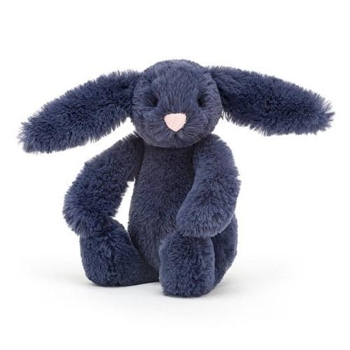Jellycat Bashful Navy Bunny Baby