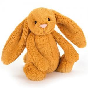 Jellycat Gosedjur Bashful Saffron Bunny Medium