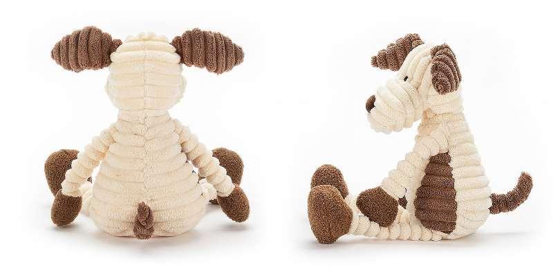 Jellycat Stuffed Animal Cordy Roy Puppy Baby Lilla Violen Jonkoping