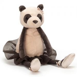 Jellycat Gosedjur Dancing Darcey Panda Medium