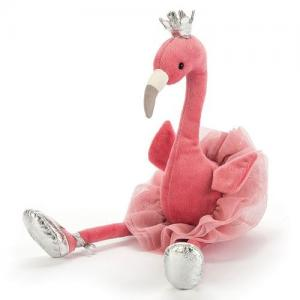 Jellycat Gosedjur Fancy Flamingo Large 56 cm