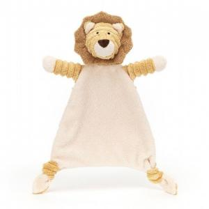 Jellycat Cordy Roy Baby Lion Soother