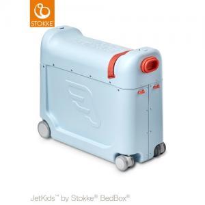 JetKids by Stokke Bedbox 2.0 Blue Sky