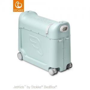 JetKids by Stokke Bedbox 2.0 Green Aurora