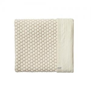 Joolz Essentials Honeycomb Filt Ekologiskt Bomull Off-White Vit