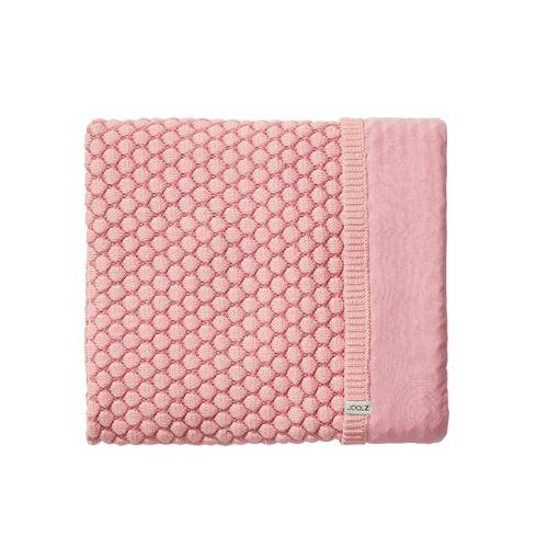 Joolz, Essentials, Organic Cotton, Blanket, Pink