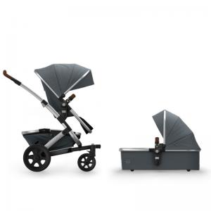 Joolz Geo2 Komplett Vagn Earth Kollektion Hippo Grey
