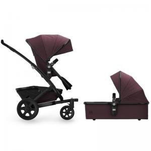 Joolz Geo2 Epic Maroon Complete Pushchair with Cot & Seat