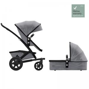 Joolz Geo2 Superior Grey Complete Pushchair with Cot & Seat