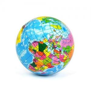 Keycraft Soft Globe Ball Mjuk Boll