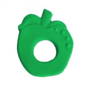 Lanco Toys Bitring 100 % Naturgummi Äpple