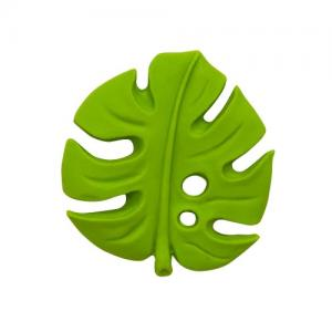 Lanco Toys Teething Toy 100% Natural Rubber Monstera Leaf