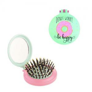 Legami Foldable Hair Brush Donut