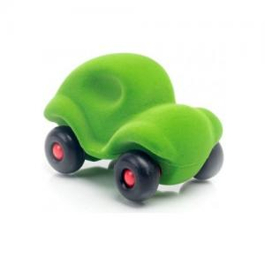 Rubbabu Naturlig Skumgummi Mellan Bil Grön