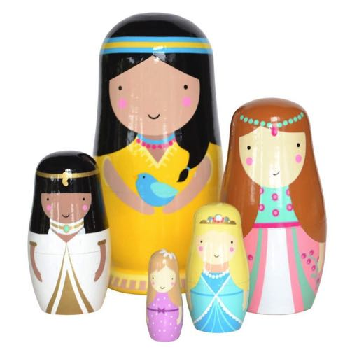 Leklyckan Russian Doll Princess