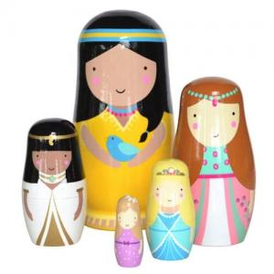 Leklyckan Russian Doll Princess