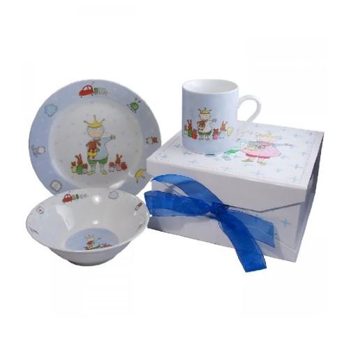 Lena Lindahl Dinner Set Porcelain Prince