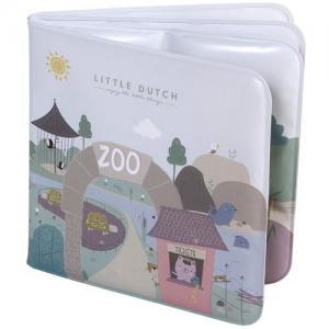 Little Dutch Bath Book Zoo 6+ Months