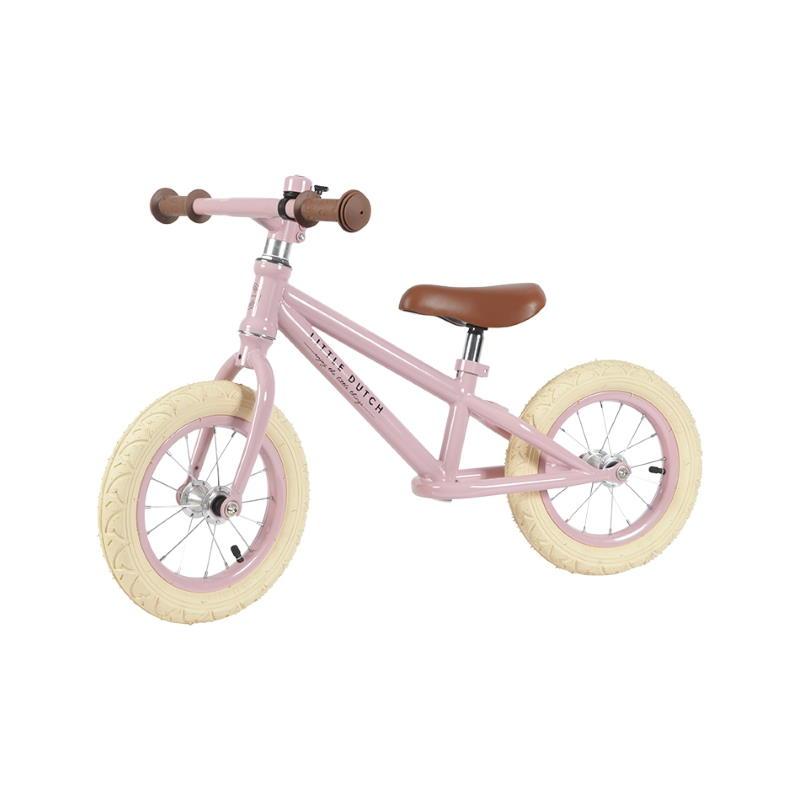 Little Dutch Balance Bike Pink