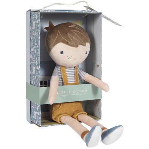 Little Dutch Doll Boy Little Jim