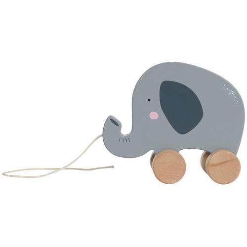 Little Dutch Pull Along Animal Elephant