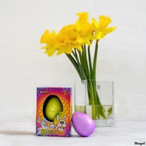 Magni Växande ägg med påskkanin