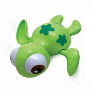 Magni Pull Up Bathing Animals  Green Turtle