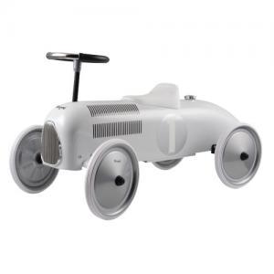 Magni White Mini Speeder Car for Children