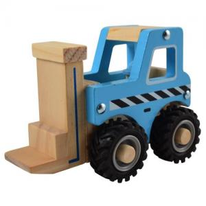 Magni Pallet Lifter With Rubber Wheels Blue