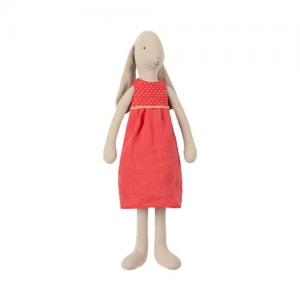 Maileg Bunny Size 3 Dress Red