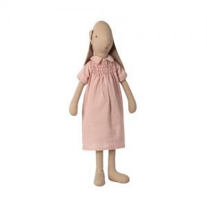 Maileg Bunny Size 4 Dress - Rose