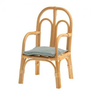 Maileg Chair Rattan Medium Rotting