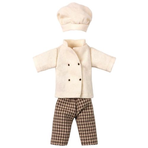 Maileg Chef Clothes for Mouse 15 cm