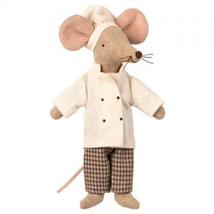 Maileg Chef Mouse 15 cm