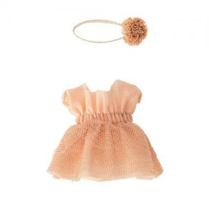 Maileg Dance Clothes For Mouse - Light Pink - Giselle