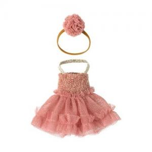 Maileg Dance Clothes For Mouse - Pink - Mira belle