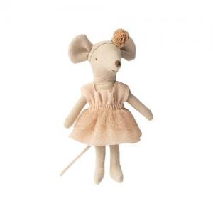Maileg Dance Mouse, Big Sister - Light Pink - Giselle