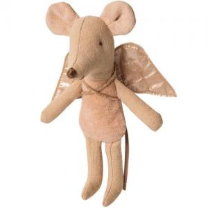 Maileg Fairy Mouse, Little Sister Pink