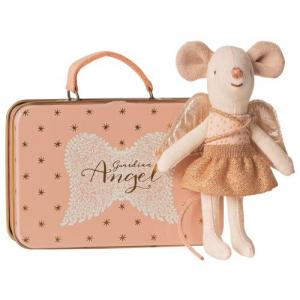 Maileg Guardian Angel In Suitcase Little Sister