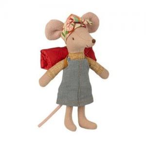 Maileg Hiker Mouse Big Sister  - Vandrare