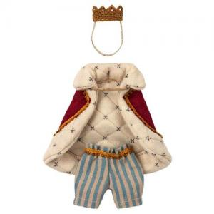 Maileg King Clothes for Mouse 15 cm