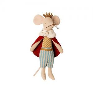 Maileg King Mouse 15 cm NY!